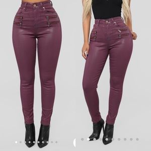 Fashion Nova Lookin Good Pants